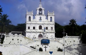 Church of our Lady- Panjim, Goa