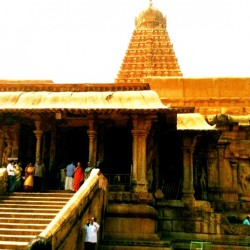 Big Temple - Thanjavur