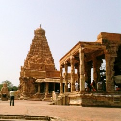 Big Temple of Shiva, Thanjavur