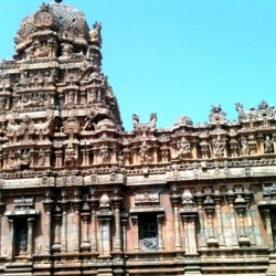 Big Temple at Thanjavur