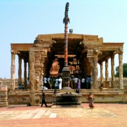 Dwajastambam, Big Temple Thanjavur