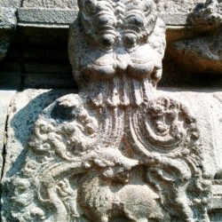 Narasimha, Big Temple of Shiva, Thanjavur