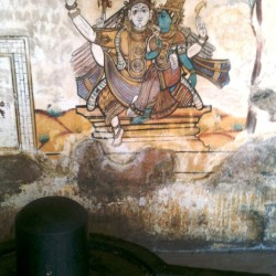 Tanjore Painting, Big Temple, Thanjavur